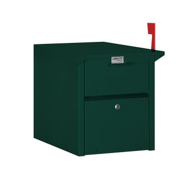 4300 Series Mail Chest in Green Product Photo