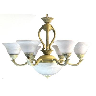 Marquis Lighting 8-Light Ivory Chandelier