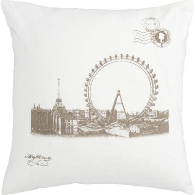 Artistic Weavers Wheel 22 in. x 22 in. Decorative Down Pillow