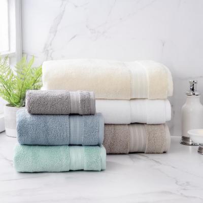 6-Piece Bamboo Towel Set