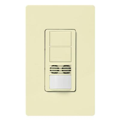 Maestro 6-Amp 3-Way Dual-Circuit Dual-Tech Occupancy Sensor Switch - Almond Product Photo