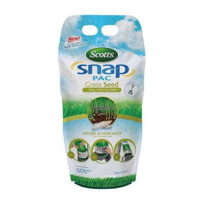 Snap Pac 7 lb. Tall Fescue Grass Seed Product Photo
