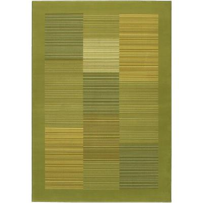 Couristan Everest Hampton's Sage 7 ft. 10 in. x 11 ft. 2 in. Area Rug