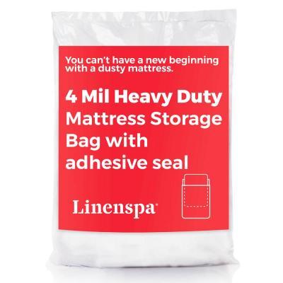 Heavy Duty 3 Mil Mattress Bag
