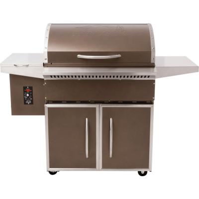 Select Elite Wood Pellet Grill in Black