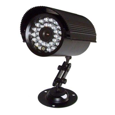 Wired Weatherproof Night Vision Indoor/Outdoor Color Security Camera Product Photo