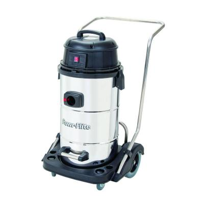 Powr-Flite 15 gal. Stainless Wet/Dry Vac with Squeegee Tools
