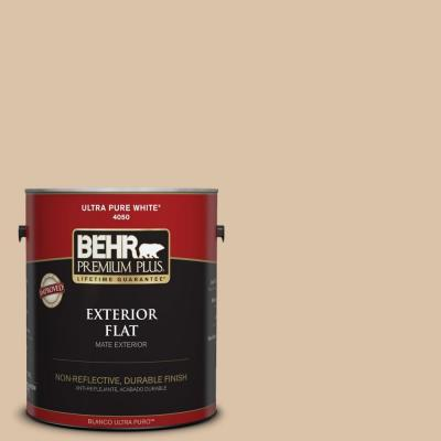 Home Decorators Collection 1-gal. #HDC-CT-06 Country Linens Flat Exterior Paint