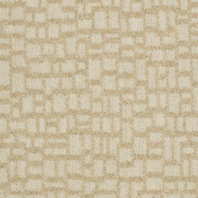 Martha Stewart Living Mount Brayburn - Color Tobacco Leaf 6 in. x 9 in. Take Home Carpet Sample-DISCONTINUED