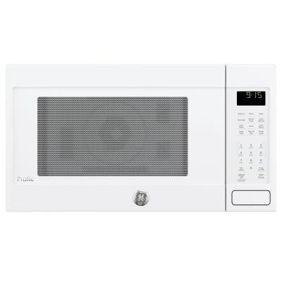 1.5 cu. ft. Countertop Convection/Microwave Oven in White