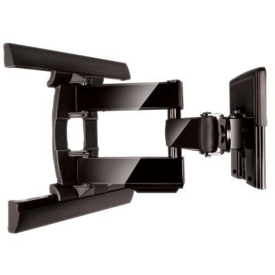 Bell'O Tilt/Pan Extending 28-inch Articulating Arm Wall Mount for 32 inch to 47 inch Flat Screen TV up to 150 lbs 7842B