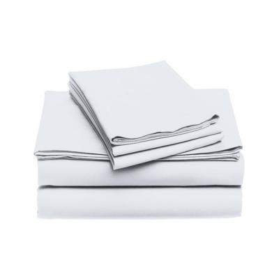 Ultra Soft Solid 1800-Thread Count Microfiber Bamboo Sheet Set