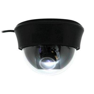 Wired Dome Indoor/Outdoor Color Security Camera