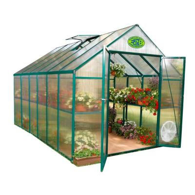 STC 8 ft. x 12 ft. Greenhouse