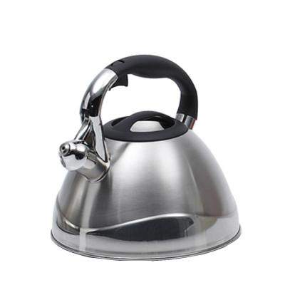 Creative Home Crescendo 12-Cup Tea Kettle in Stainless Steel