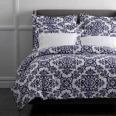 Yardley Legends® Hotel Egyptian Cotton Sateen Duvet Cover