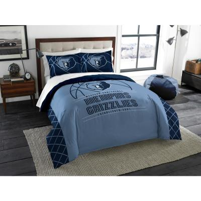 THE NORTHWEST COMPANY Multi Color Polyester Reverse Slam Full and Queen Comforters Set Count