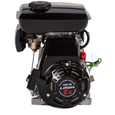 3 HP 97.7cc 4-Stroke OHV Industrial Grade Gas Engine 5/8 in.