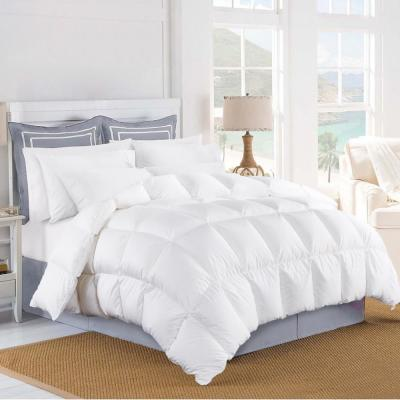 Winter Warmth 800-Fill White Goose Down Comforter