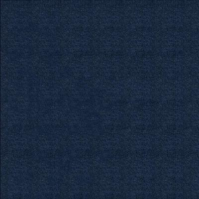 First Impressions Ocean Blue Ribbed Texture 24 in. x 24 in.