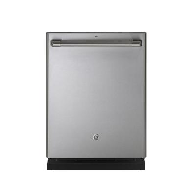 24 in. Top Control Stainless Interior Built-In Dishwasher in Stainless Steel