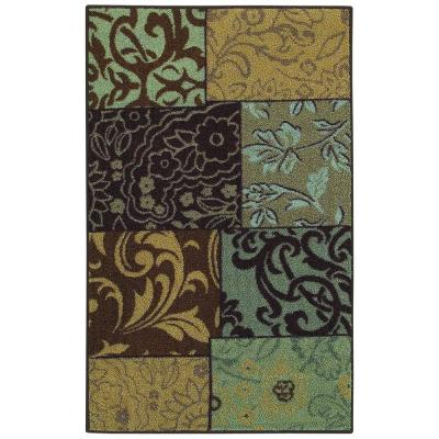 Mohawk Home Afton Antique 2 ft. x 3 ft. 4 in. Accent Rug