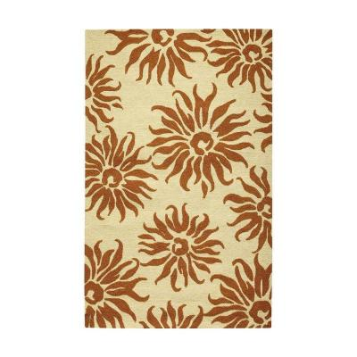 Home Decorators Collection Macy Terra 9 ft. x 12 ft. Area Rug