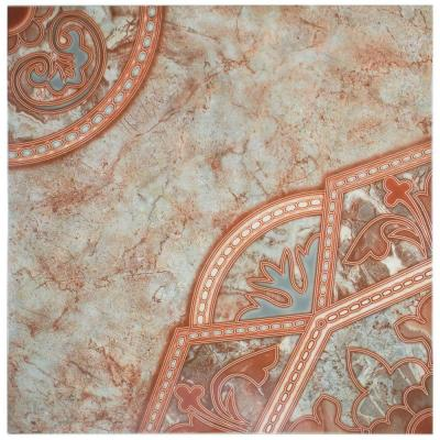 Tanger Red 19-3/4 in. x 19-3/4 in. Ceramic Floor and Wall Tile (16.2 sq. ft. /case) Product Photo