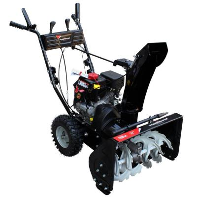 PowerSmart 22 in. Two-Stage Electric Start Gas Snow Blower