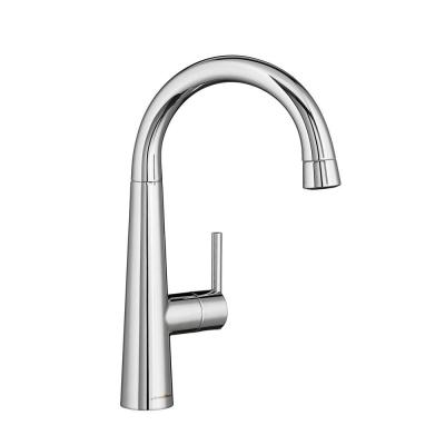 American Standard Edgewater Single-Handle Pull-Down Bar Faucet in Polished Chrome