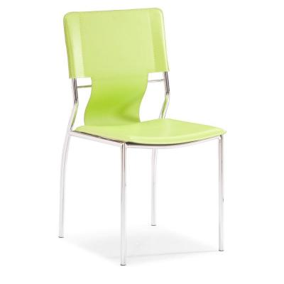 Trafico Green Side Chair (Set of 4) Product Photo
