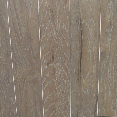 Oak Driftwood Wire Brushed 1/2 in. Thick x 5 in. Wide