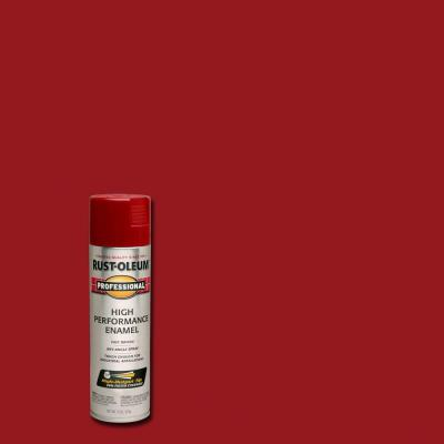 15 oz. Gloss Regal Red Spray Paint (Case of 6)