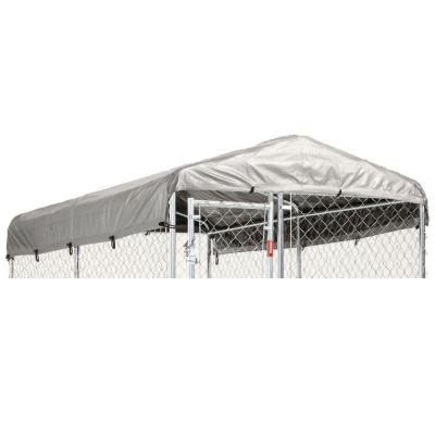 Lucky Dog Weatherguard 5 ft. x 10 ft. Kennel Cover with Frame CL 51097