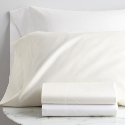 Legends Organic 700-Thread Count Supima Sateen Pillowcase (Set of 2)