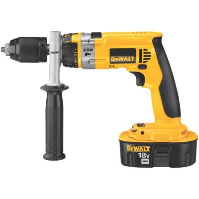18-Volt XRP Ni-Cad 1/2 in. Cordless Hammerdrill / Drill / Driver
