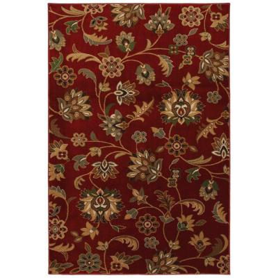 Mohawk Concord Ruby 10 ft. x 13 ft. Area Rug-DISCONTINUED