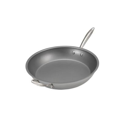 Nordic Ware 14 in. Superior Steel Saute Skillet-DISCONTINUED