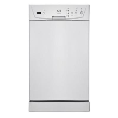 SPT 18 in. Built-In Dishwasher..