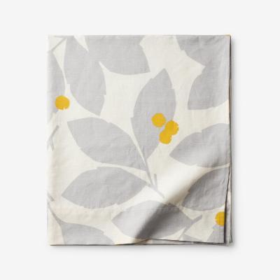 Legends Hotel™ Floral Relaxed Linen Flat Sheet