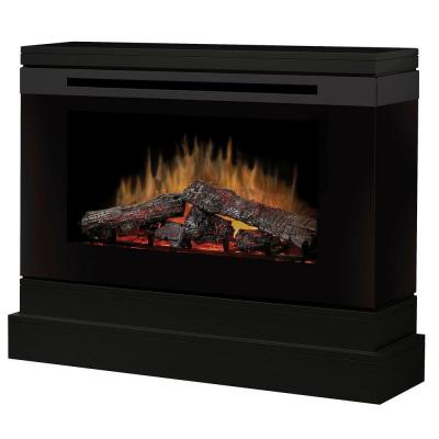 Dimplex 45 In Electric Fireplace In Black Dcf44b The Home Depot
