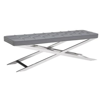 Pontis Bench in Gray Product Photo