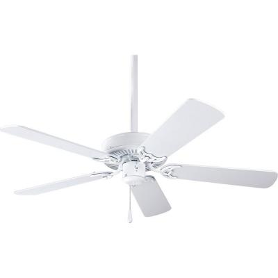 Progress Lighting AirPro Builder 42 In. White Ceiling Fan P2500-30