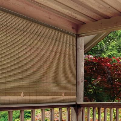 Outdoor Shades The Home Depot, Outdoor Deck Shades