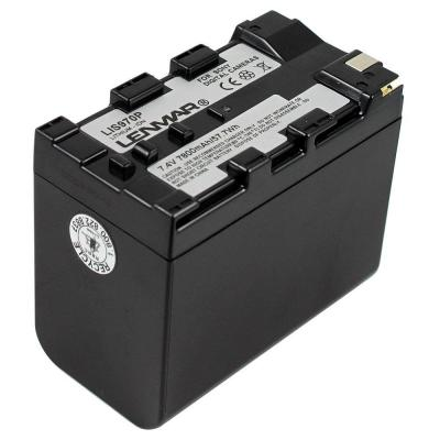 Lithium-Ion 7800mAh/7.2-Volt Camcorder Replacement Battery
