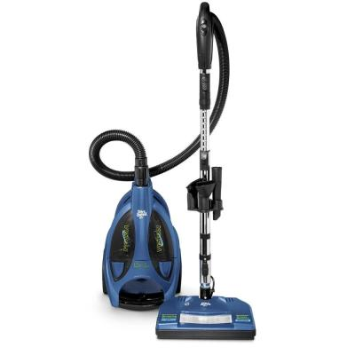 Dirt Devil Vision Bagless Canister Vacuum with Power Nozzle