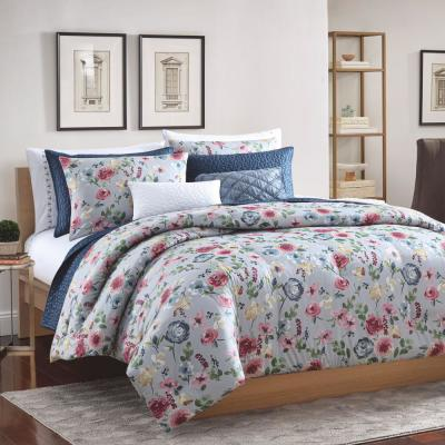 Tamsin Cotton Sateen Comforter Set