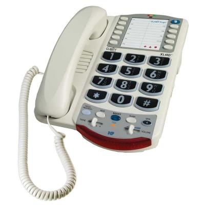 Clarity XL40D Amplified Corded Telephone - 50dB Y69098