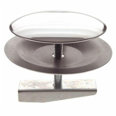 DANCO 2 in. Sink Hole Cover in Chrome