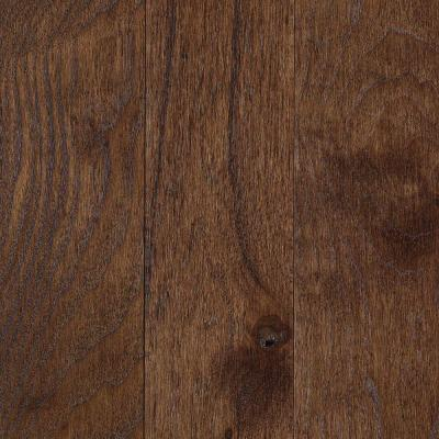 Franklin Coffee Bean Hickory 3/4 in. Thickx2-1/4 in. Widex Varying Length